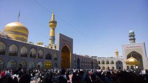 دانلود شاتراستوک حرم امام رضا مشهد