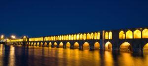 دانلود شاتراستوک سی و سه پل اصفهان