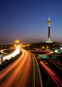 دانلود شاتراستوک برج آزادی