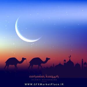 کاور ماه رمضان